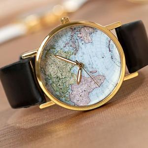 world map Watches #i781329