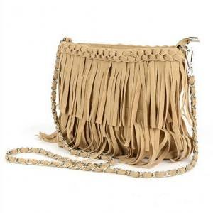 Fashion tassel handbag CC053110BA