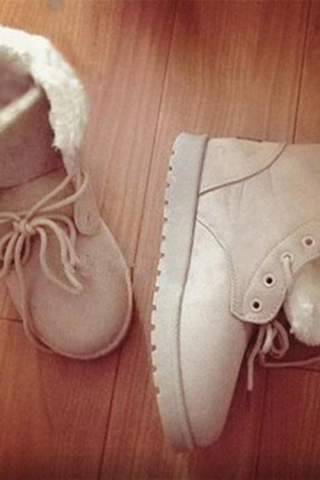 Fashion winter cotton boots 8901604